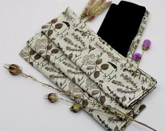 Handmade Cloth Napkin Set