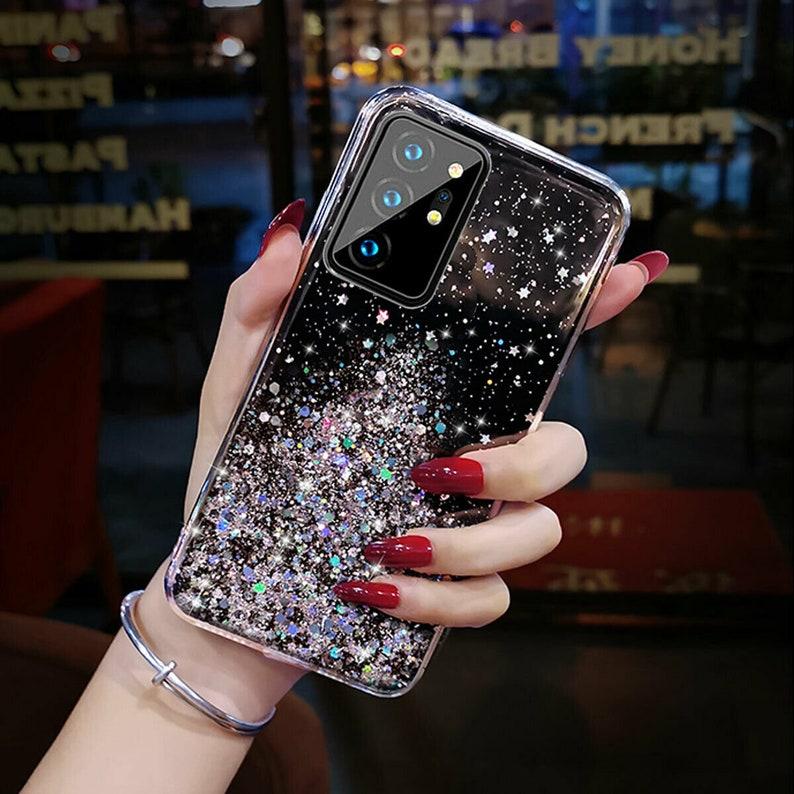 Samsung Galaxy S21 Samsung Galaxy S21 Plus S21 Ultra 5G Rugged Flower Clear TPU Phone Case Cover Samsung Galaxy S21 Ultra Case