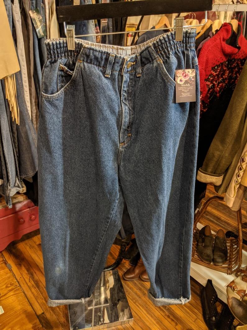 Vintage Lee Mom Jeans Size L Mom Jeans