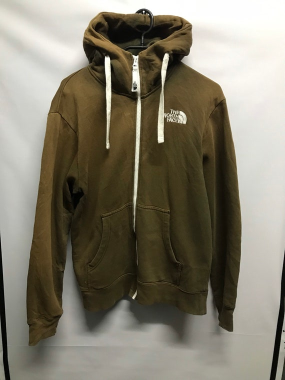 Hoodie the north face zipper
