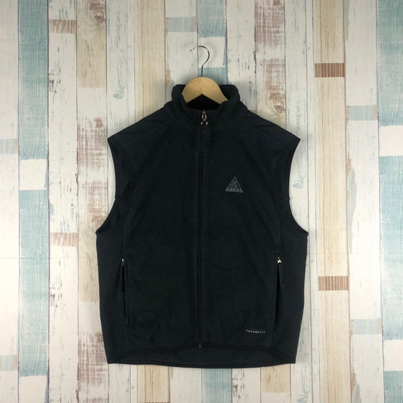 Vintage Nike ACG Thermafit Fleece Vest