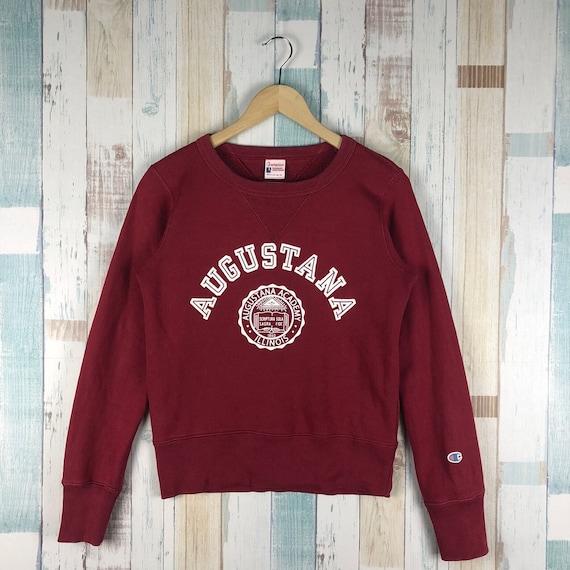Rare Vintage 90s Champion Sweatshirt Crop Top