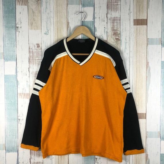 Vintage Vans Vneck Sweatshirt