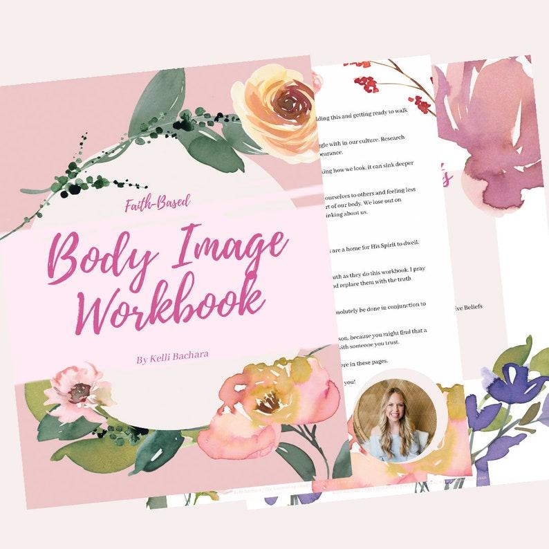 Faith-Based Body Image Workbook image 1