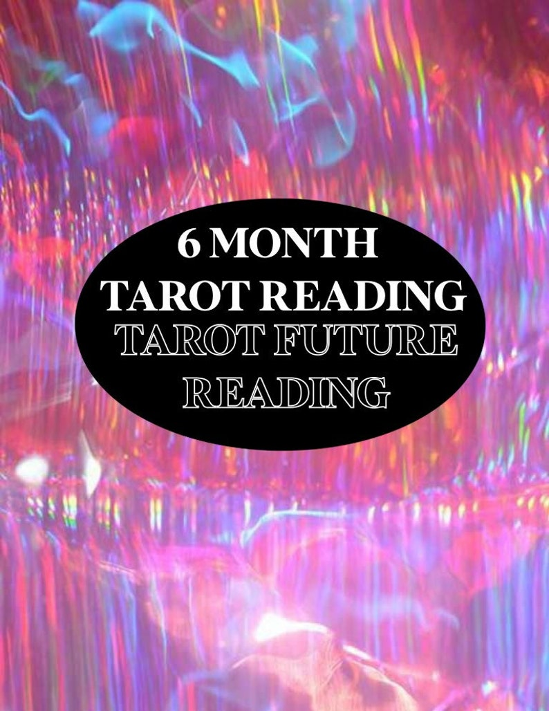 Future Tarot Reading General Tarot Career Love Tarot Same Day Tarot Oracle Card Reading Fast Tarot Reading 6 Month Tarot Reading