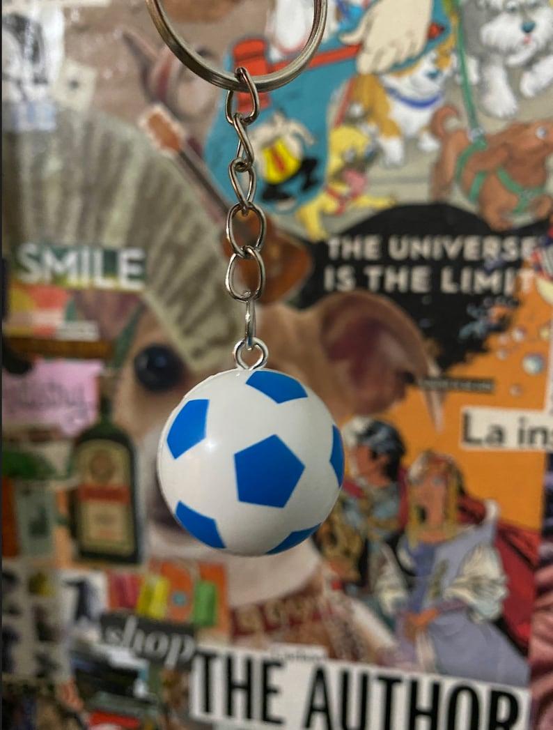 Bouncy Ball Keychains