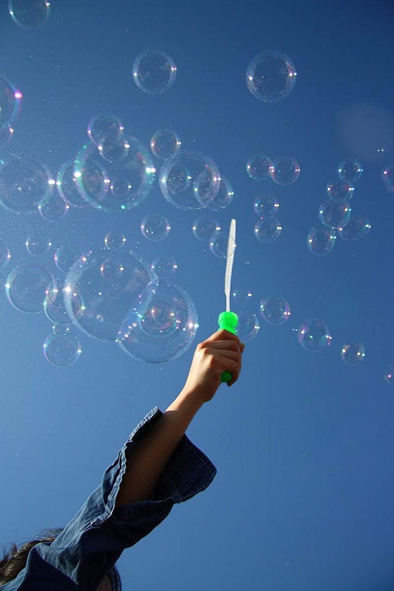 12 PACK 14\u2019\u2019 Big Bubble Wands
