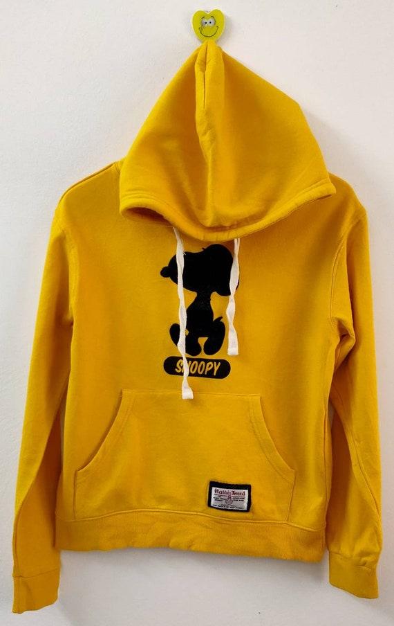 Snoopy hoodie pullover sweatshirt medium size