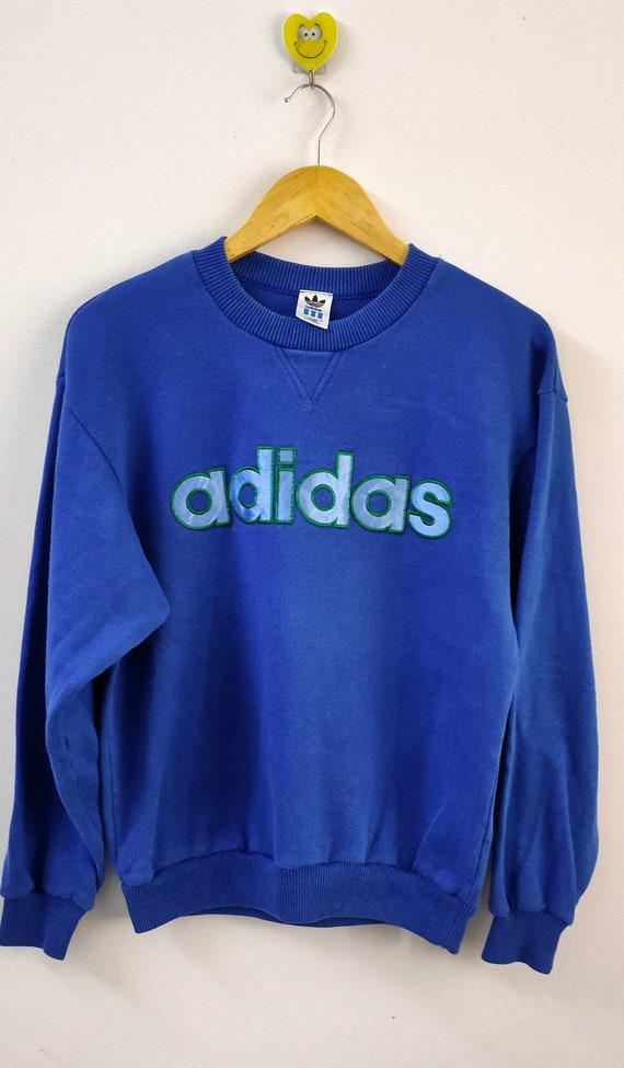 Vintage Adidas sweatshirt small size