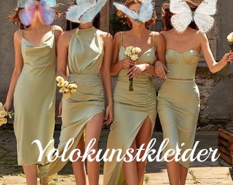 Kleid Hochzeitsgast Etsy