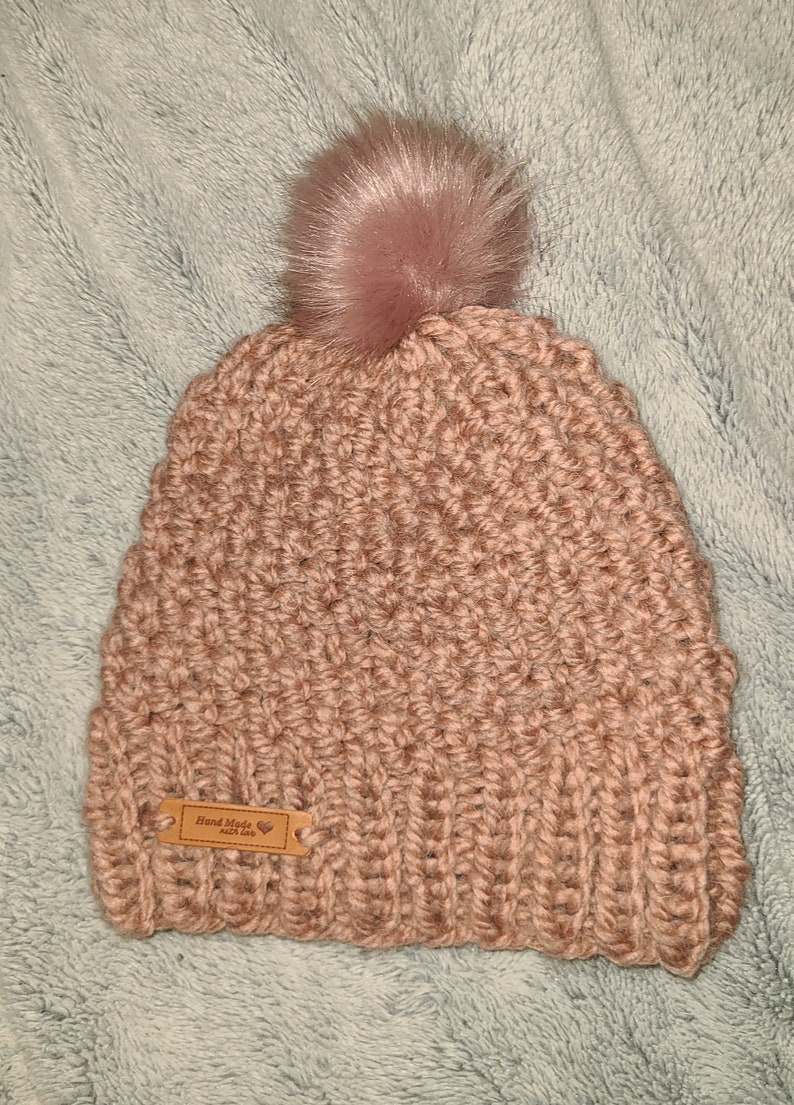 Cute and cozy wintwr hat