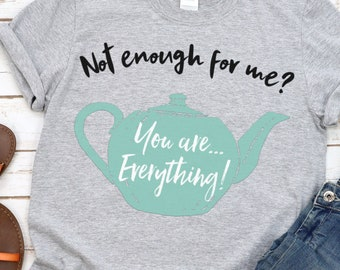 Jim and Pam Shirt, You Are Everything Shirt, The Office Shirt, The Office Gift for Her, Jim and Pam, You are Everything, Romantic Shirt