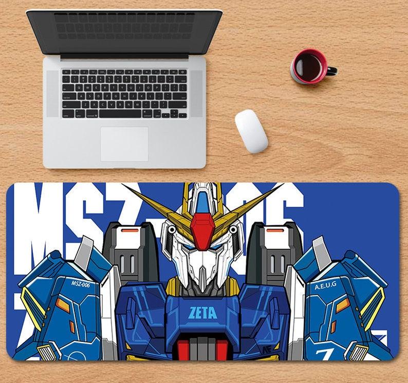 GUNDAM Oversized Desk Mat Mouse Pad CUSTOM Orders Welcome