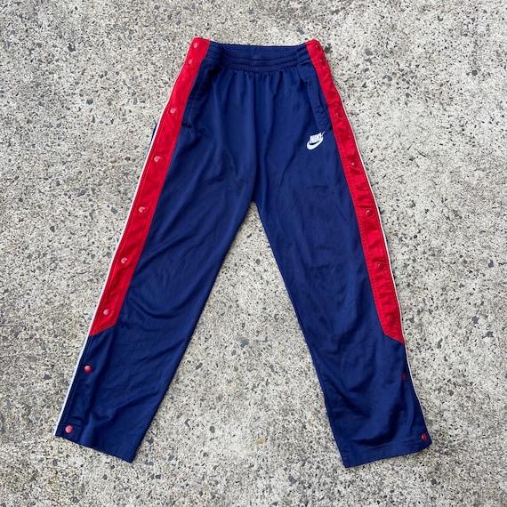 Vintage 90s Nike Popper Track Pants