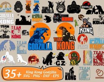 Kong Alphabet Cricut Cut File Video Game Silhouette Gamer Clipart Png Monkey Gorilla Dxf King Kong Svg Donkey Kong Bundle Monkey Pdf