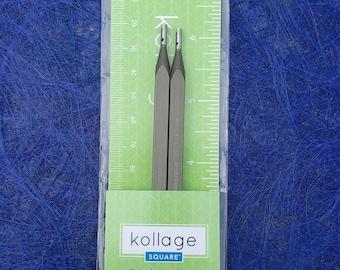 KOLLAGE 3.5'' Interchangeable knitting needles