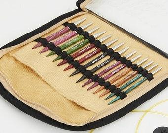 Knitters Pride Dreamz 3.5'' IC knitting needle set