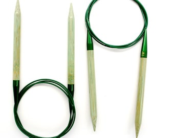 "LYKKE Grove 16"" Circular wooden knitting needles"