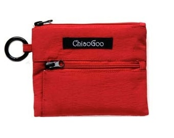 ChiaoGoo | Shorties Pocket-Pouch blue and red