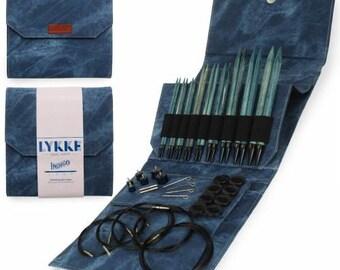 LYKKE IC Long Set - Interchangeable knitting needle set
