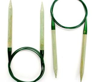 "LYKKE Grove 40"" Circular bamboo knitting needles"