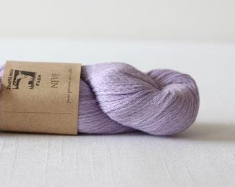 Juniper Moon Farm NEVE - 100% cotton yarn - Col. 45 Lavender