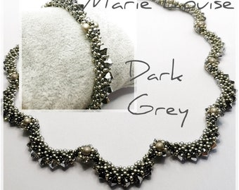 Kit Beads Marie Louise Dark Grey