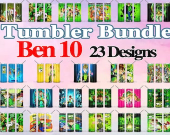 Bundle 23+ Character 20oz Skinny Straight&Tapered Designs,Character Sublimation Tumbler,Character Tumbler designs,Character PNG