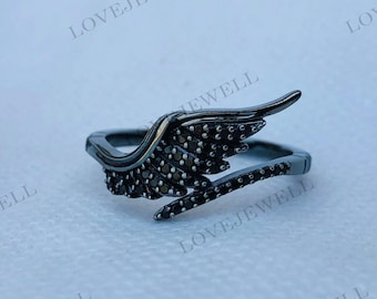 Wheel Round Bead Black Rhodium over Sterling Silver Pave Set White Topaz Encrusted Spacer Bead 10mm