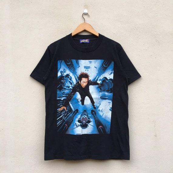 Rare !!! Vintage 90s Hotei Japanese Band T-shirt H