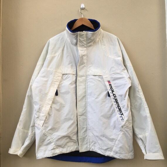 Rare !!! Vintage 90s Polo Sport RL-67 Jacket Polo