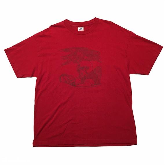 Vintage Y2K Speed Racer Cartoon Network T-Shirt