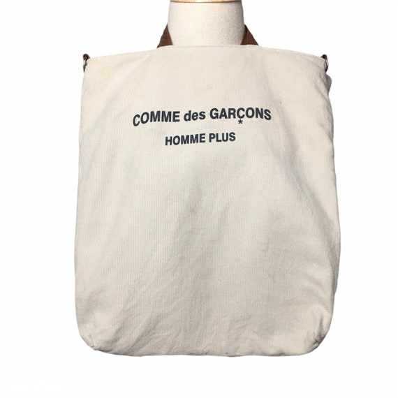 Comme Des Garcons HOMME PLUS Tote Bag