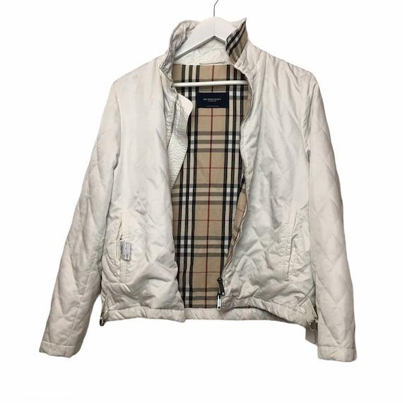 Burberry London Nova Check Jacket