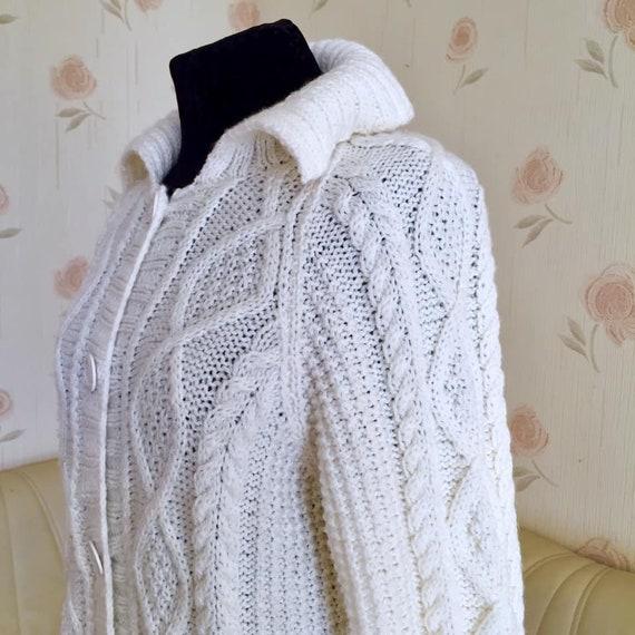Dark academia Y2K Vintage Sweater  Cottagecore sw… - image 1