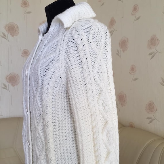 Dark academia Y2K Vintage Sweater  Cottagecore sw… - image 6