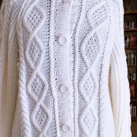 Dark academia Y2K Vintage Sweater  Cottagecore sw… - image 8
