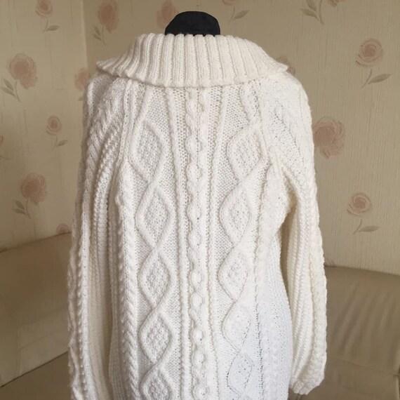 Dark academia Y2K Vintage Sweater  Cottagecore sw… - image 7