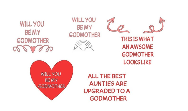 Godmother Gifts