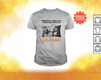 Def Leppard shirt Women/'s Medium Leopard Print Shirt New @SelenaBoutique