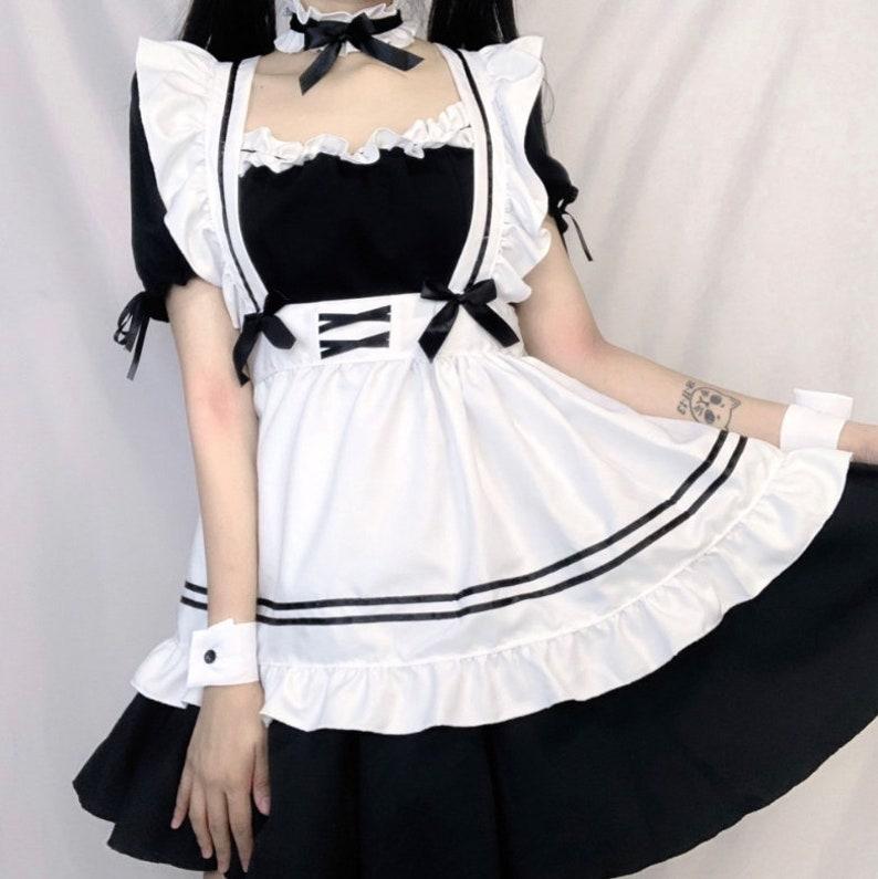 Maid Cosplay Costume