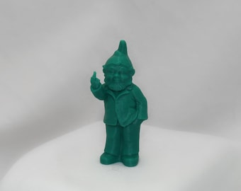 Naughty Gnome 3D Printed