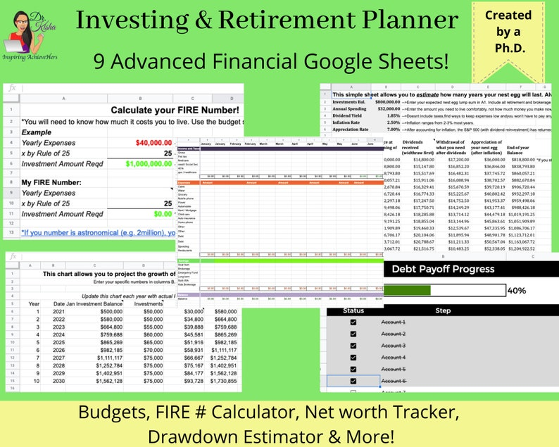 Finance Budget Template Budget Spreadsheets Income & Expense image 0