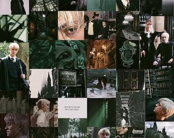 Draco Malfoy Aesthetic Photowall Digital Download