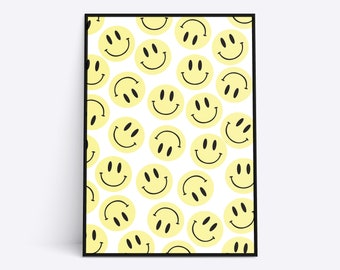 Zum ausdrucken smileys 35 Emojis