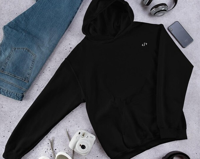 HTML hoodie embroidery