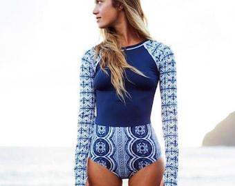 PRIX One-Piece Rashguard 2021 swimwear surfsuit wetsuit black white UPF racing stripes top selling best seller S-XXL Swimsuit
