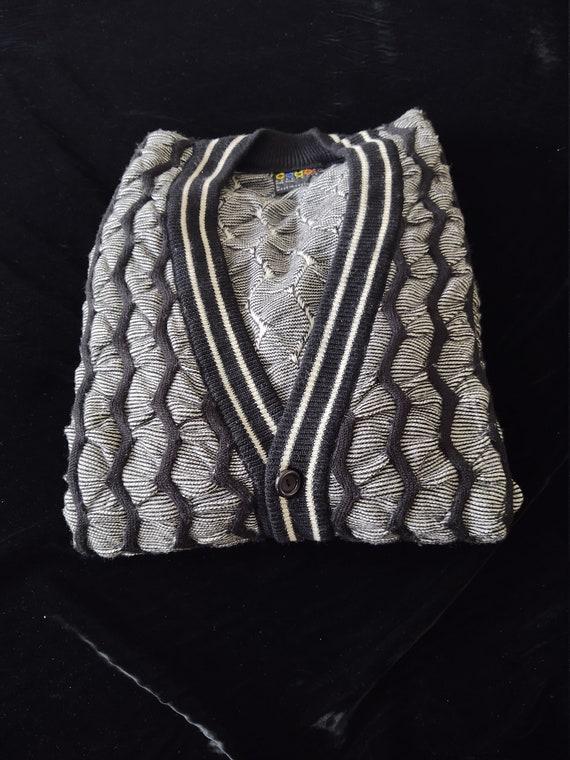 Vintage COOGI Australia Men's Cardigan Sweater