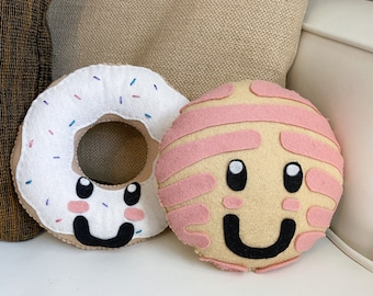 Small Sweets Plushies | Hand Stitched