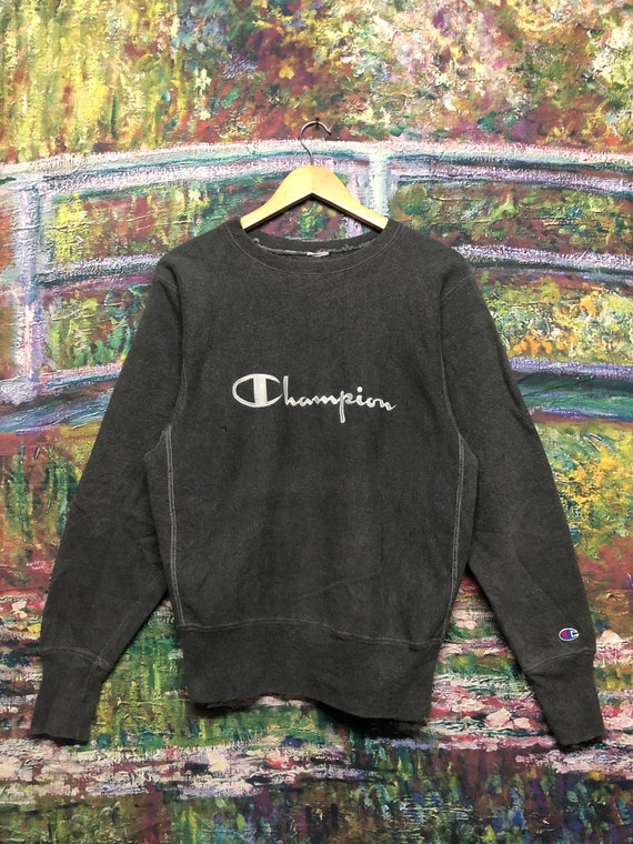 Vtg sweatshirt champion